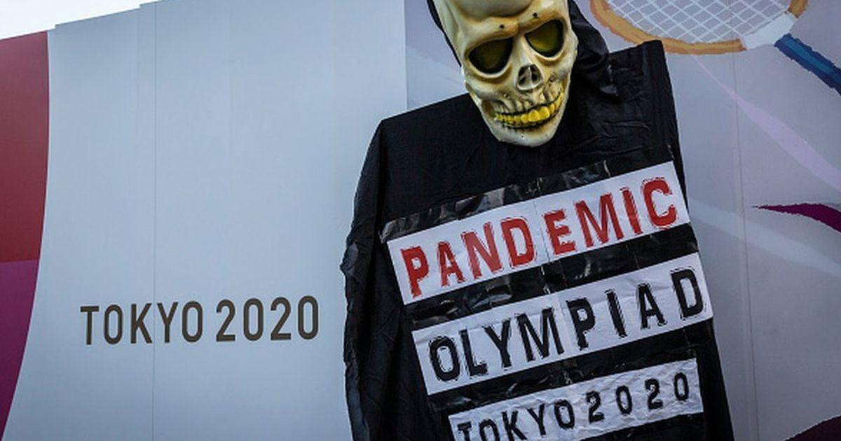 Почему Япония не отменяет ковидную Олимпиаду? До старта неделя, а проблем все больше