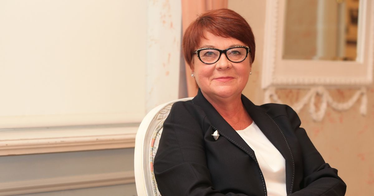 Супруга президента Эстонии Сирье Карис рассказала о личной жизни и своем новом статусе