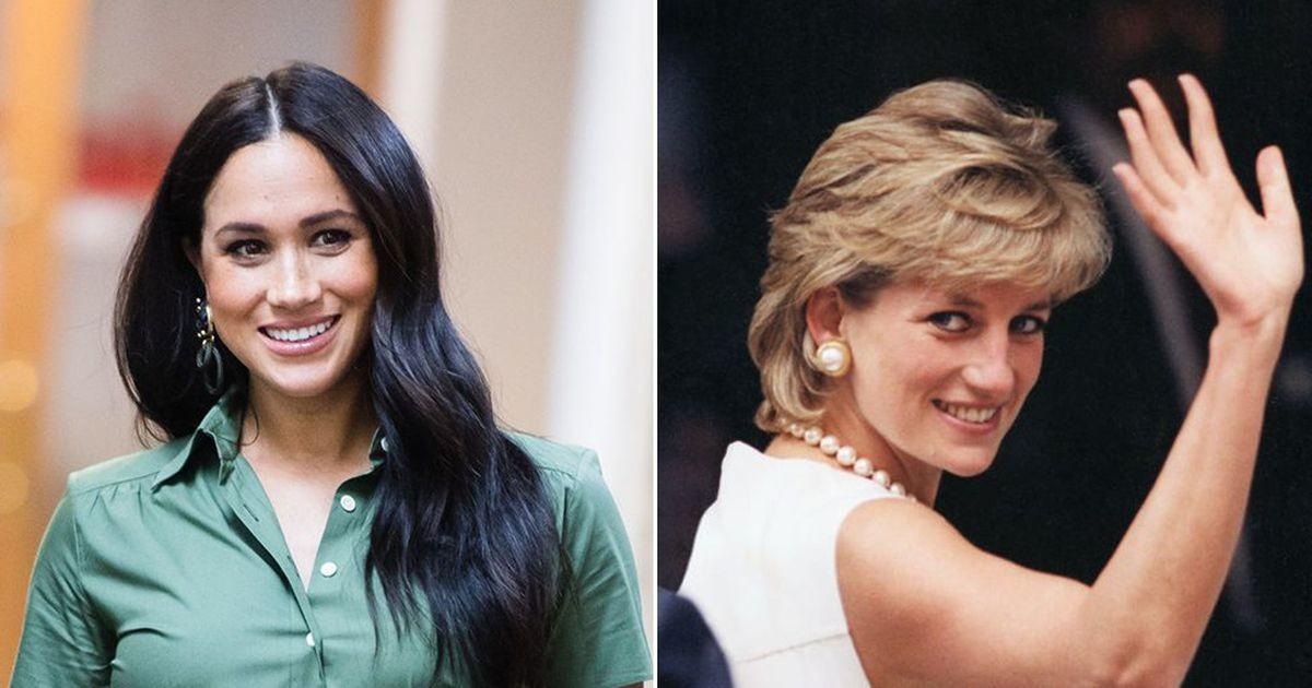 Убийца — королева? Гарри и Меган снимут фильм о смерти принцессы Дианы
