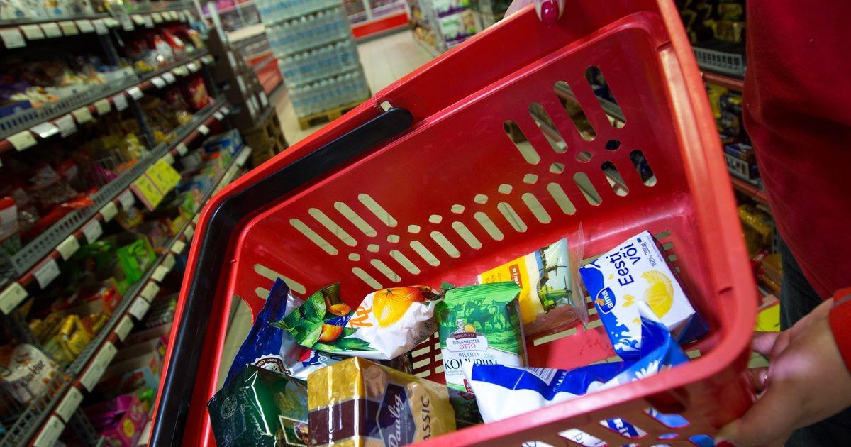 Сравните: одни продукты в Эстонии дорожают, цены на другие падают