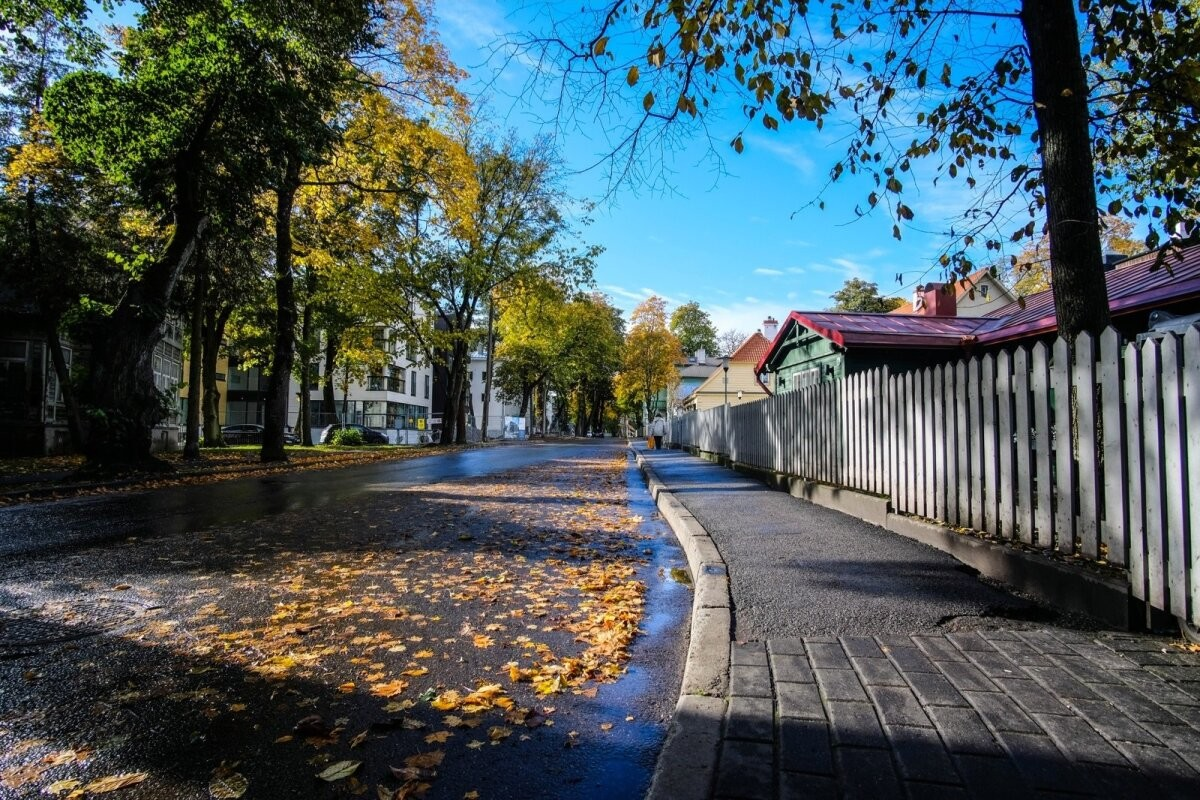 Улица Поска открылась после ремонта