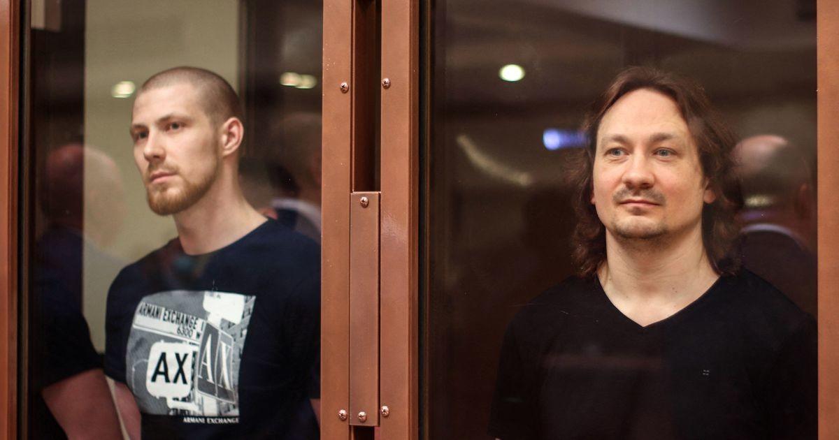 Экс-полицейские из дела Голунова обжаловали приговор