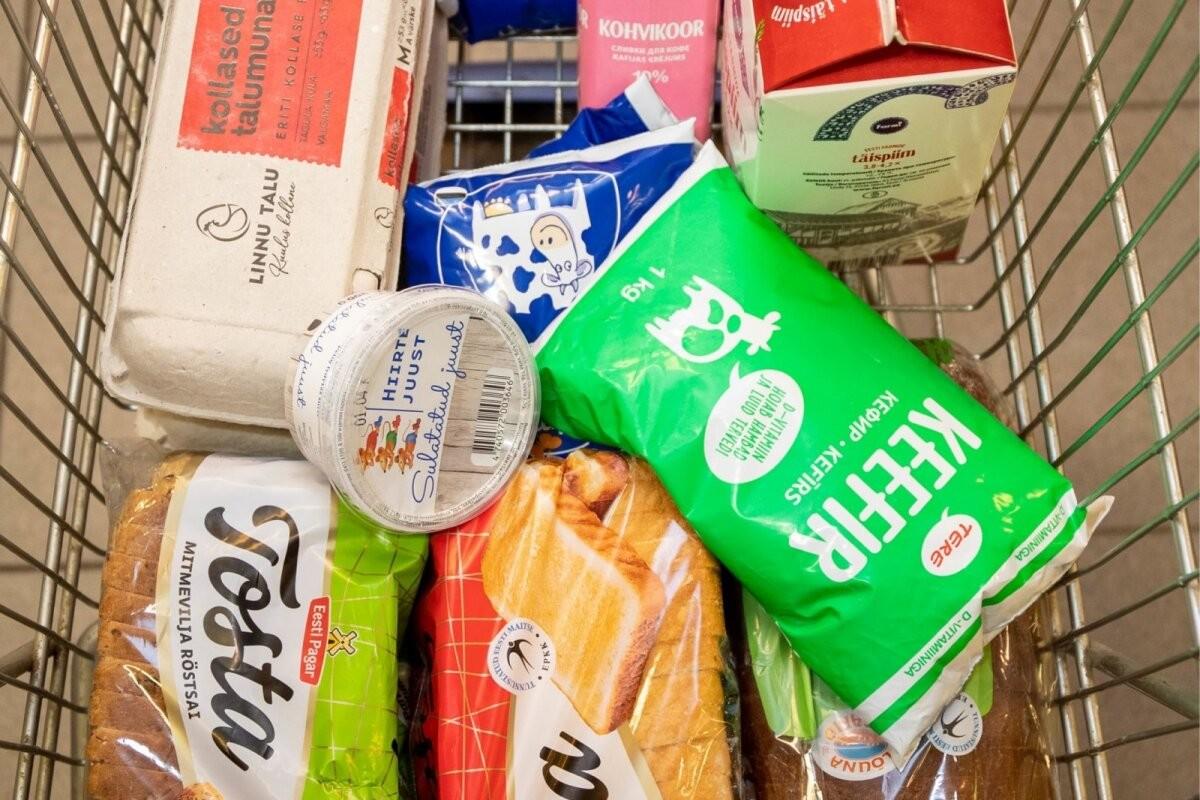 В Пыхья-Таллинне откроется холодильник для бесплатного обмена продуктами