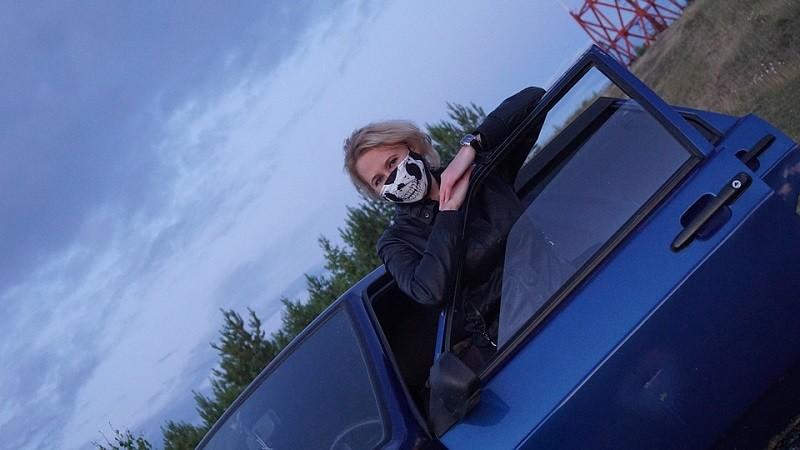 Непривитых от COVID-19 обяжут сдавать экзамен по вождению в маске