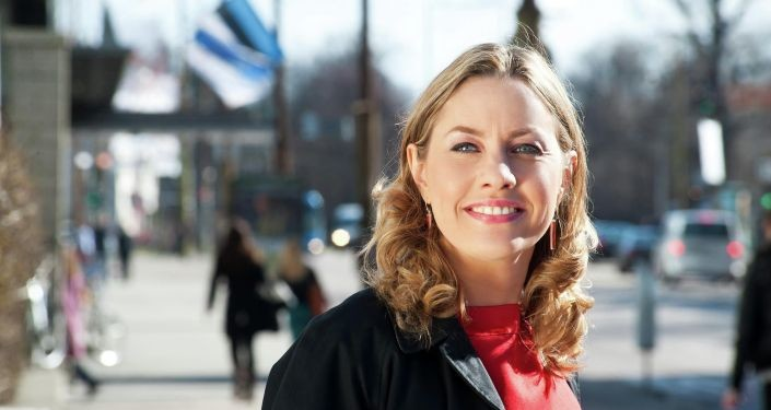 Эстонский политик: с этими санкциями мы как котенок на дереве