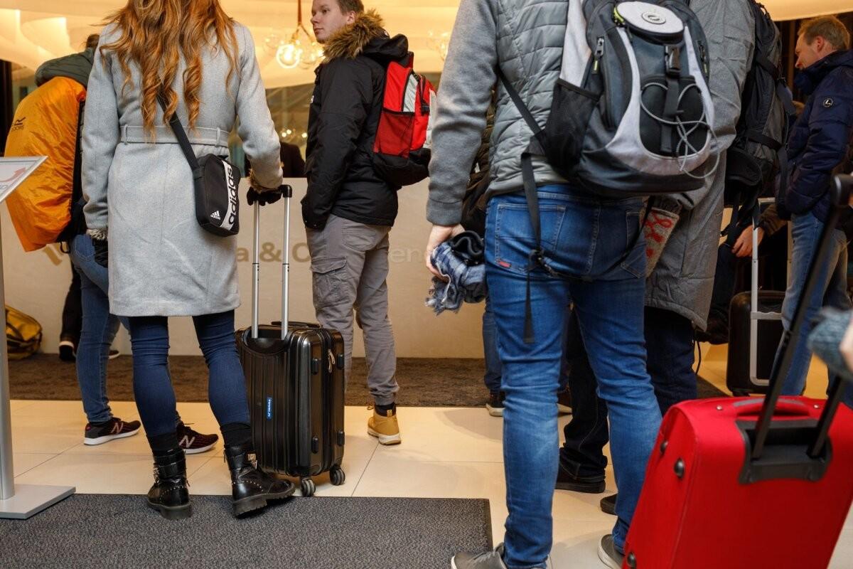 Статистика: туристы возвращаются в Эстонию