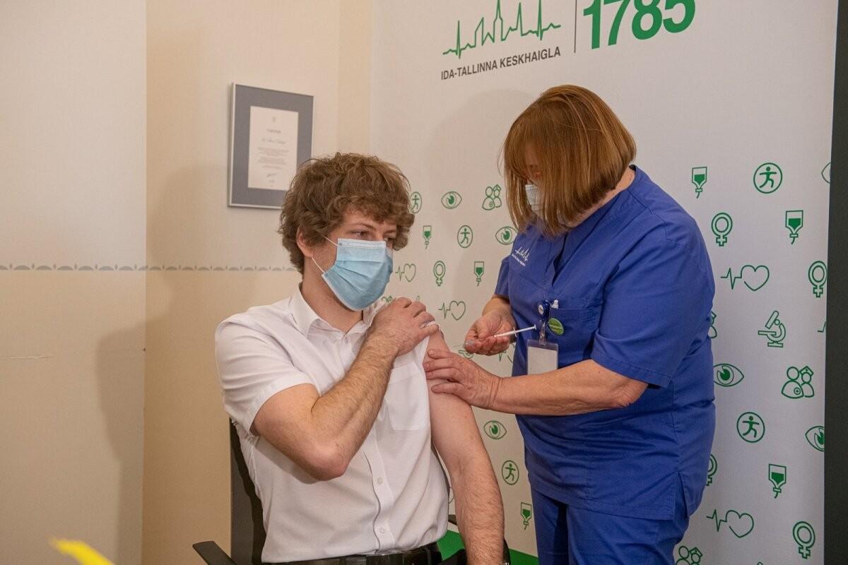 Кийк: в мае Эстония сможет предложить вакцину от коронавируса всем желающим