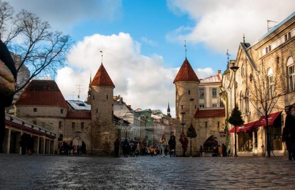 Попов: Эстония сейчас – одно из самых безопасных мест в ЕС