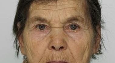 Полиция ищет 80-летнюю Нину: у нее проблемы с памятью