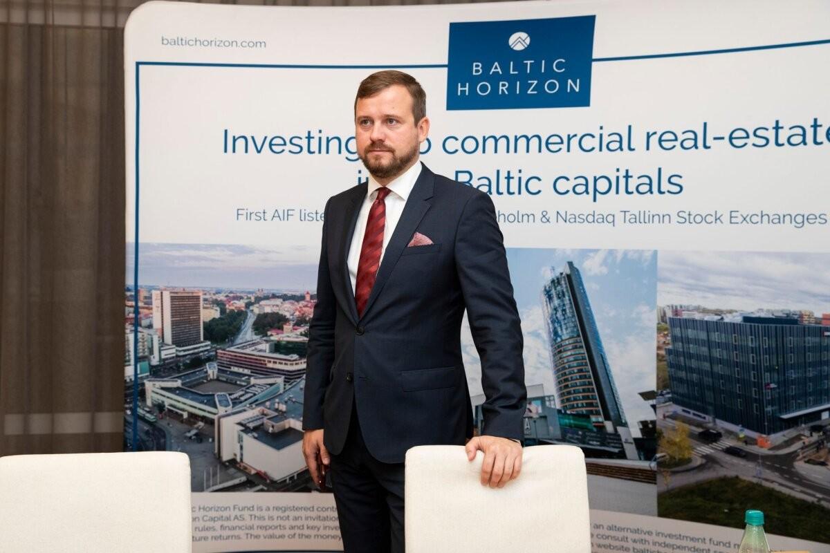 Доходы от аренды фонда Baltic Horizon выросли на 1,6 млн евро