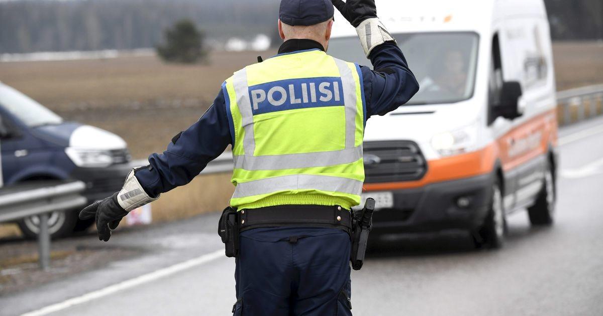 В Финляндии гражданин Эстонии спровоцировал трагическое ДТП: погибли двое