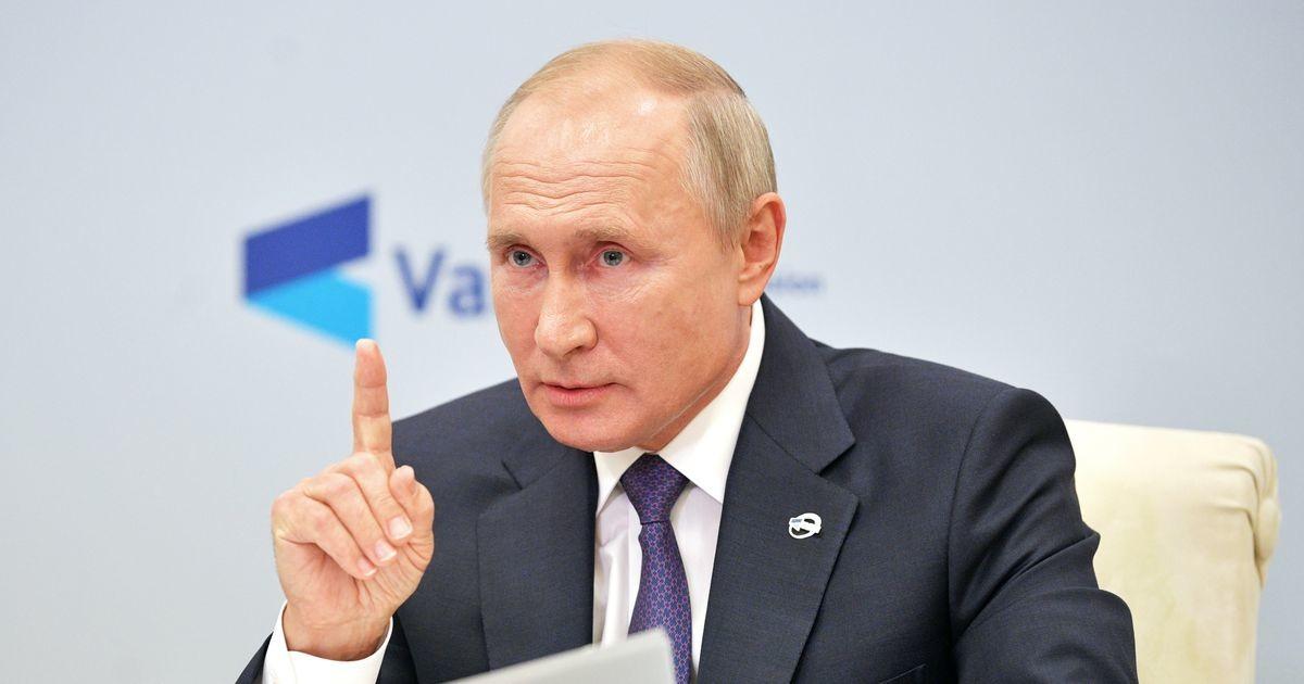 Навальный назвал ложью слова Путина о помощи в вывозе на лечение в ФРГ