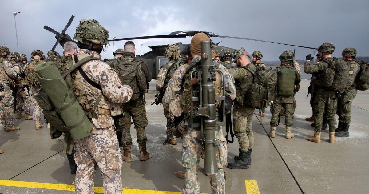 Луйк: наш восточный сосед не уменьшил своего агрессивного военного отношения к НАТО даже во время пандемии