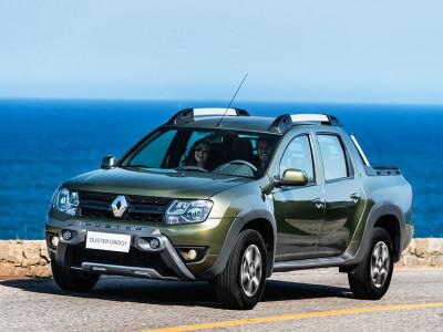 В Москве выставили на продажу очень редкий Renault Duster