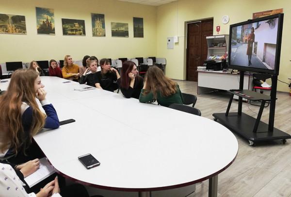 Белорусские студенты приняли участие в XIV Ассамблее Русского мира