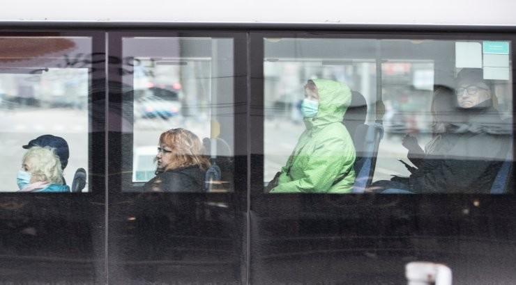 TLT: мы не можем обязать пассажиров носить маски в транспорте