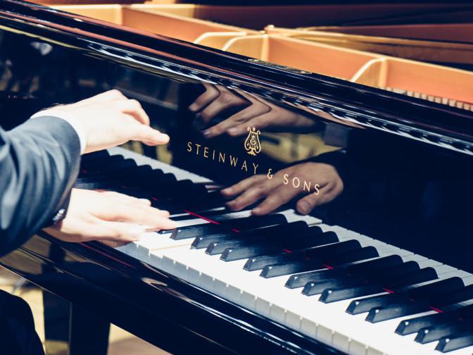 В воскресенье Калле Рандалу и Теодор Синк сыграют в Таллинне пять сонат Бетховена