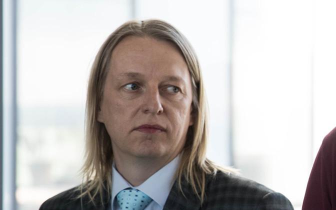 Новым министром окружающей среды станет советник Мартина Хельме Райн Эплер