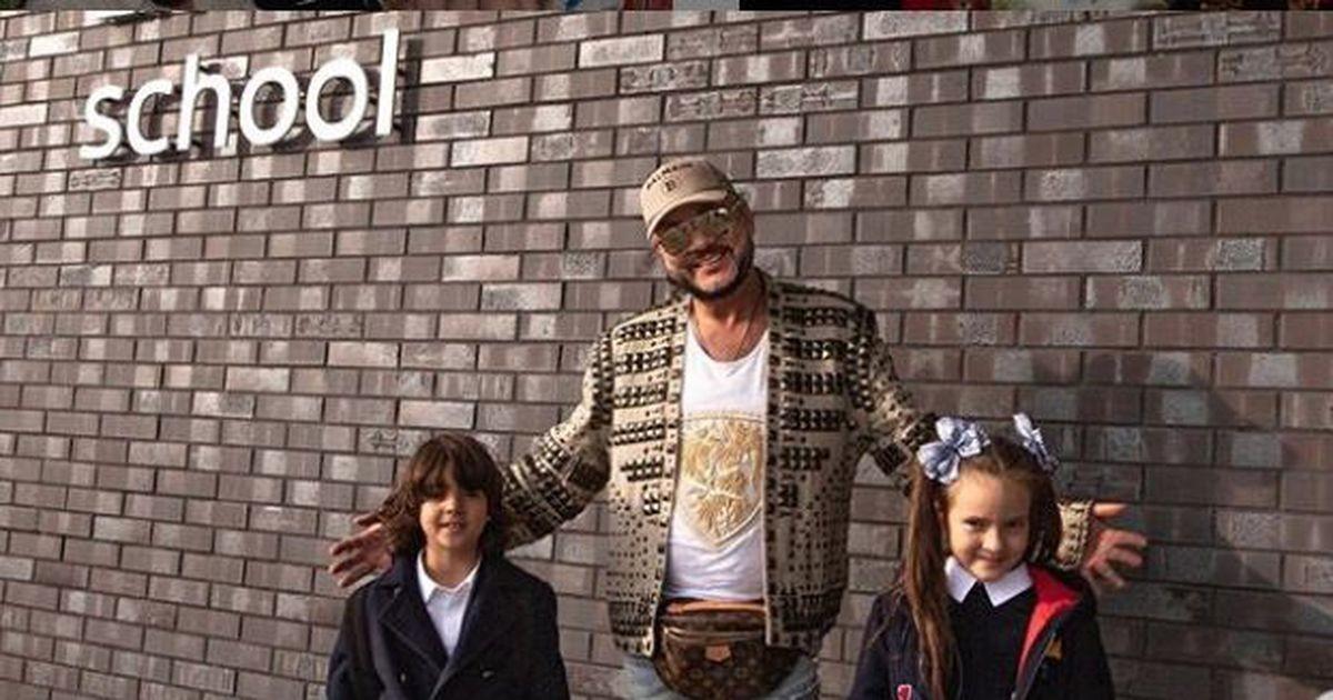 Кем мечтают стать дети Филиппа Киркорова и какой автомобиль певец подарил сыну?