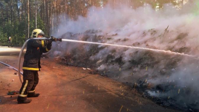"""""""Инсайт"""": в чем причина постоянных пожаров на свалке Уйкала?"""