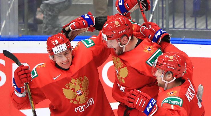 СЕГОДНЯ: Сборная России начинает Еврохоккейтур в Хельсинки