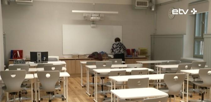 Валгаская основная школа Прийметса переехала в отреставрированные здания