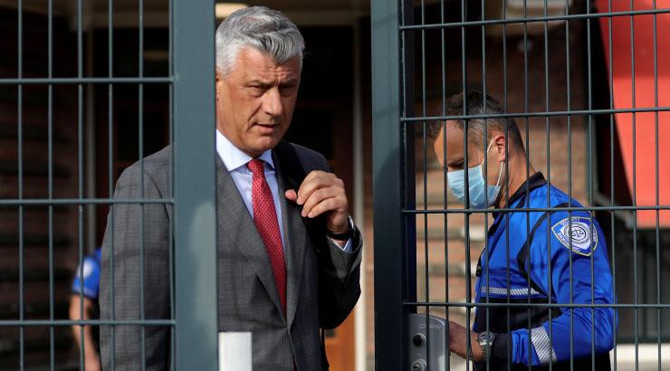 Обвиненный в военных преступлениях президент Косово Хашим Тачи подал в отставку