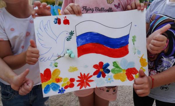 Ученикам русских школ в Великобритании и Северной Ирландии рассказали об истории и символах России