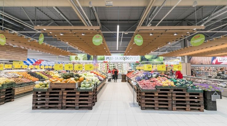 Индекс потребительских цен в Эстонии продолжает снижаться