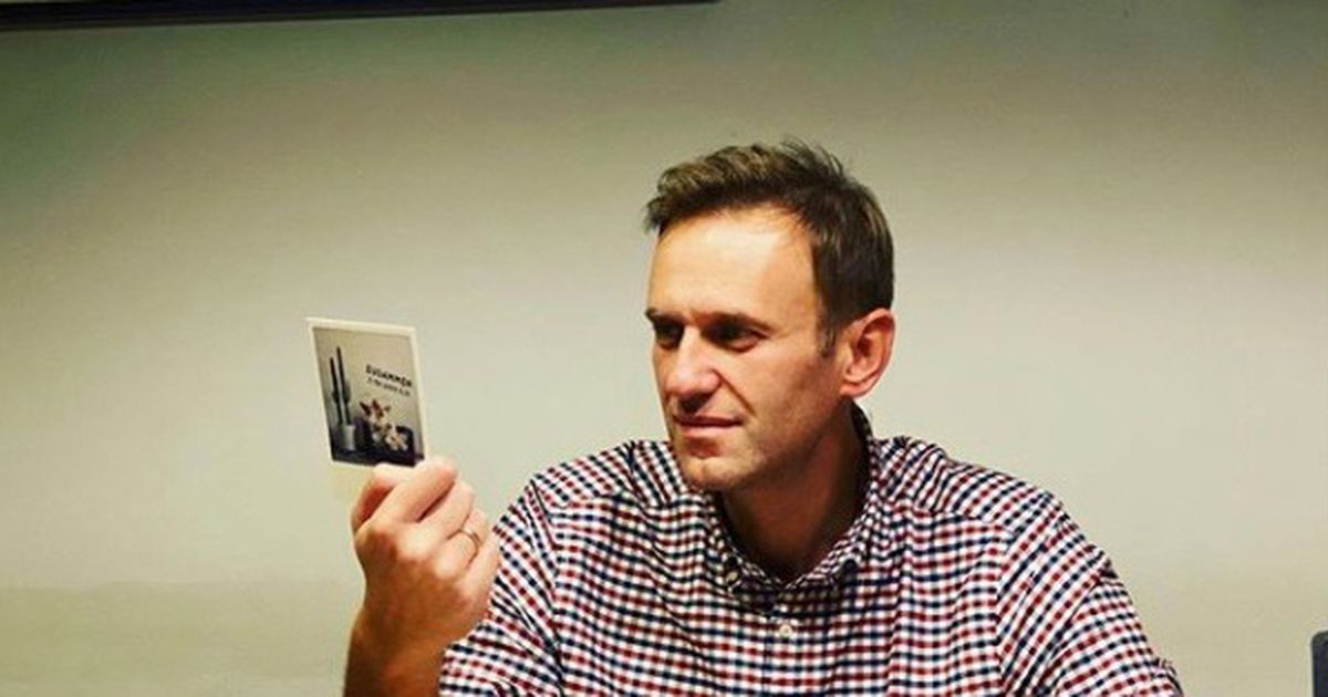 Навальный отрицает возможность своего заболевания хроническим панкреатитом