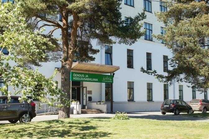 Заразившихся коронавирусом в Ярвеской больнице по уходу перевели в Ляэне-Таллиннскую