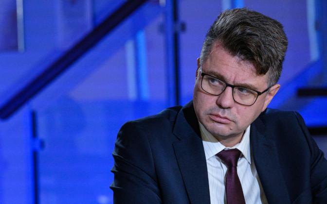 Рейнсалу: Эстония продолжит держать тему отравления