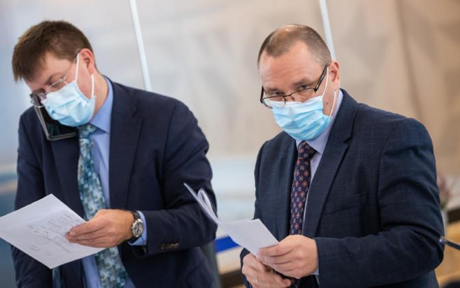 Департамент здоровья: распространение коронавируса в Эстонии перешло в фазу эпидемии