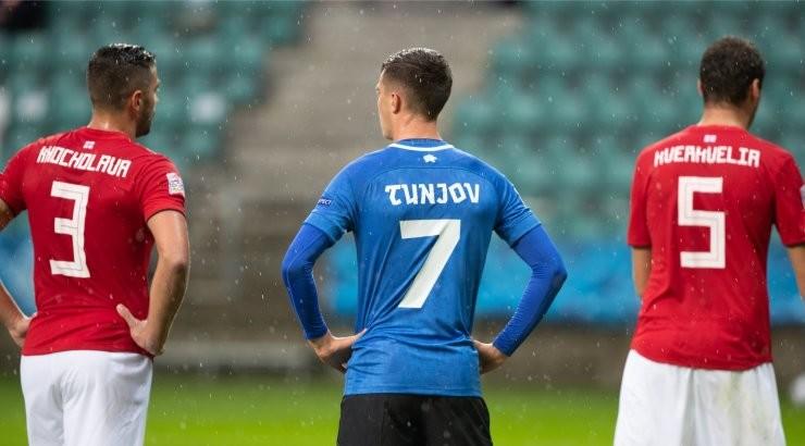 Назван состав сборной Эстонии на ноябрьскую серию игр
