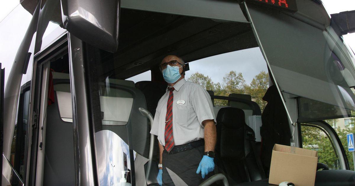 """Автобусные фирмы против обязательного ношения масок: """"Это вызывает дополнительные вопросы"""""""