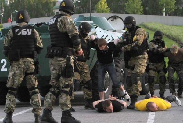 На Украине узаконят массовые задержания российских граждан