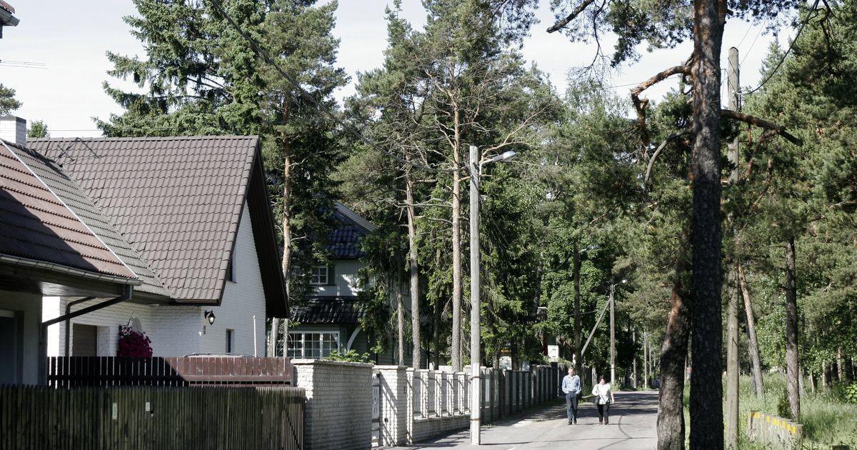В районе Нымме появятся две новые улицы - Сининуку и Лаанелилле
