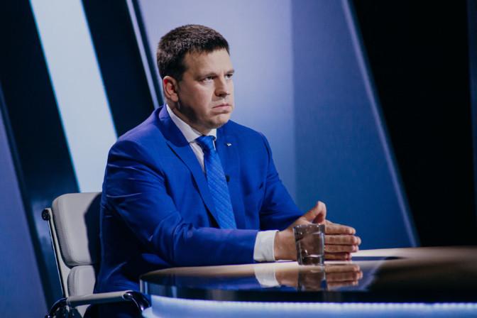 Юри Ратас: в Эстонии в сфере здоровья складывается чрезвычайная ситуация
