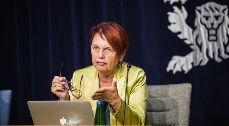 Женщиной года выбрана профессор Ирья Лутсар