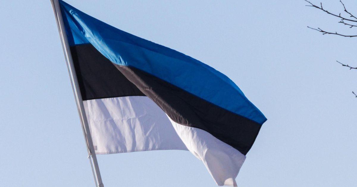 В воскресенье в Эстонии вывесят государственные флаги