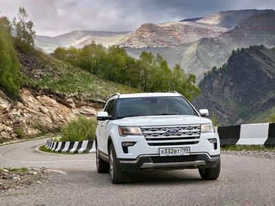 Ford отзывает сотни тысяч кроссоверов Explorer, калечащих людей