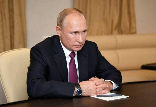 Путин поддержал идею о всемирном запрете на оскорбление чувств верующих