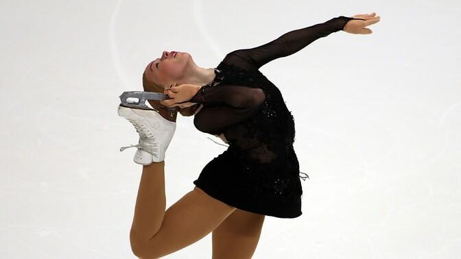 На этапе Гран-при в Москве Эва-Лотта Кийбус установила личный рекорд и заняла шестое место