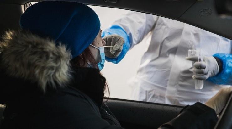 За сутки в Эстонии выявлено 349 случаев заражения коронавирусом, в больницах 146 человек