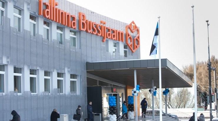 В таллиннском автовокзале нашли труп 36-летней женщины