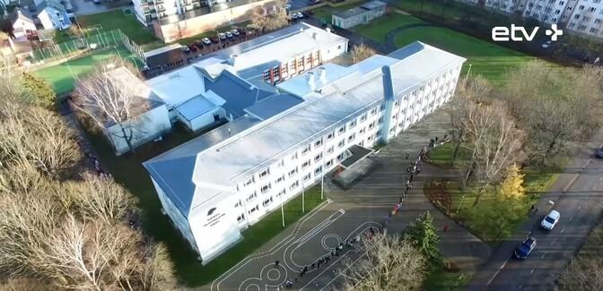 Единственная русскоязычная школа в Пярну отмечает 75-летие