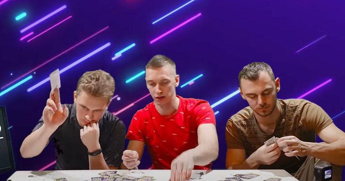 Эстонские парни купили 500 лотерейных билетов. Как думаете, сколько они выиграли?