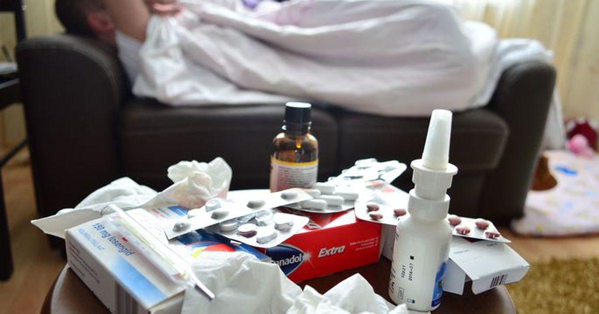 В Эстонии до сих пор нет ни одного случая гриппа, но распространяются другие вирусы