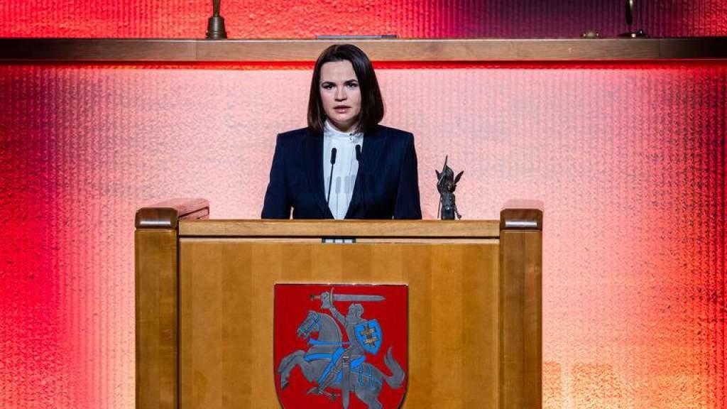 Режиму не удалось сломить свободу в Литве, не удастся и в Беларуси – С. Тихановская