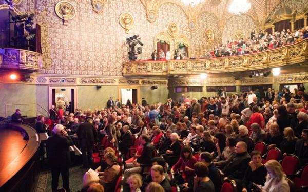 Премьера спектакля Русского театра «Визит инспектора» перенесена на 6 февраля